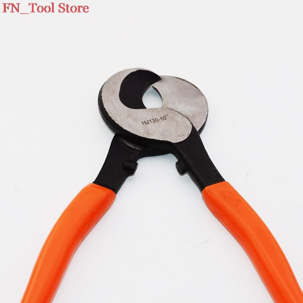 Handwerkzeuge FäHig Fasen Hj-130 Handkabelschneider Zange 70mm2 Drahtschneider Zange Handwerkzeug Handzange Kabel Schneidwerkzeug Hj-130 Preisnachlass