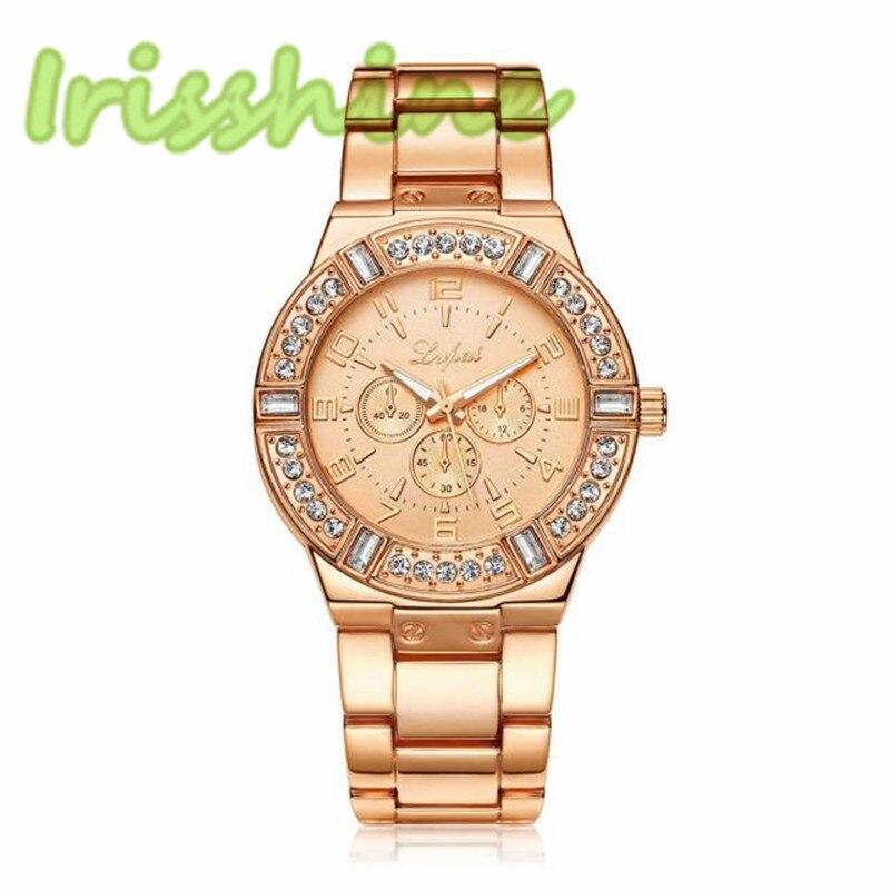Irisshine i0290 Donne orologi LVPAI Vente chaude De Mode De Luxe Femmes Montres Femmes Bracelet Montre Orologio donna ragazza regalo