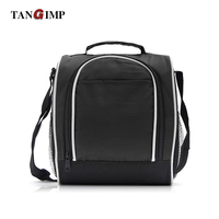 TANGIMP 7L Portable Thermal Lunchbox Oxford Men Kids Insulated Lunch Bags Food Picnic Bag Cooler Tote