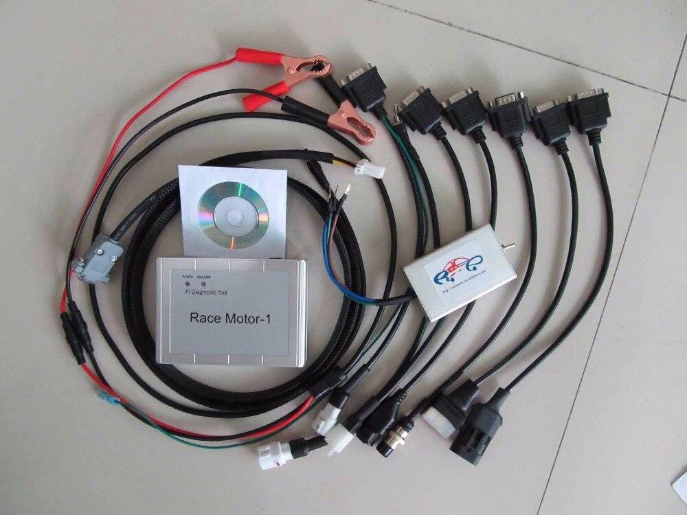 Neue 7in1 universal moto moto rcycle scanner für YAMAHA, SYM, KYMCO, für SUZUKI, HTF, PGO für HONDA moto rcycle diagnose scanner scan