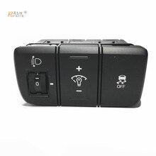 Для Hyundai ix25 creta 2017 Dashboard яркость Переключатель приборной панели туман лампы фары регулировка яркости сбоку соскользнуть