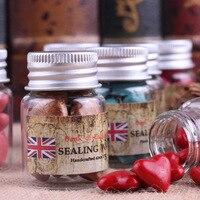 Red Sealing Wax Sticks Craft Vintage Seal Stamp Wedding Invitation YM07