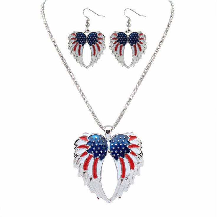 Poème neige filles accessoires trois pièces collier boucles d'oreilles manche chaîne-in Bracelets ficelle from Bijoux et Accessoires    1
