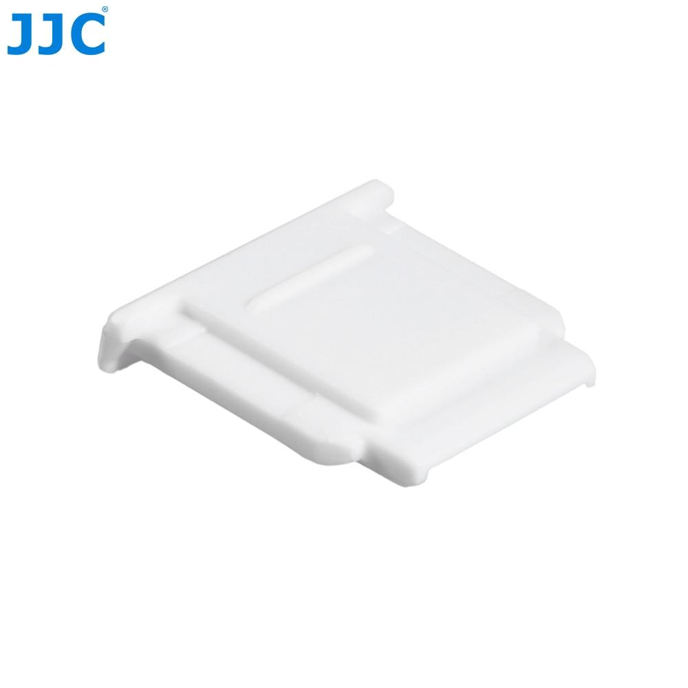 JJC HC-S Hot Shoe Cover Sony RX1 DSC-HX400 RX100II NEX-6 RX1R DSC-RX10 II DSC-HX60 A77II A3000 A6000 A7 A7R NEX-6 A58 A99 FA-SHC1M White