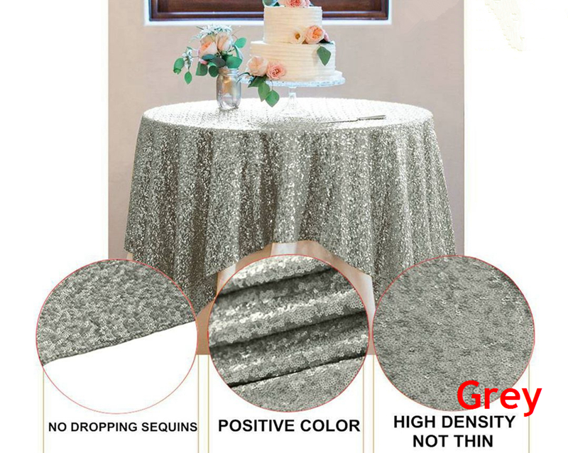 sequin tablecloth28