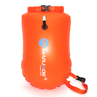 20L Inflatable Storage Swimming Drifting Waterproof Bag Pouch For Ocean Swim Water Proof Bag Pack Floating Airbag Lifebuoy