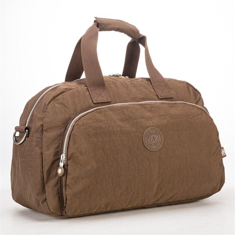 Muškarci Žene Povremeni Putni Duffel Bag Vodootporan Veliki - Torbe za prtljagu i putovanje - Foto 6