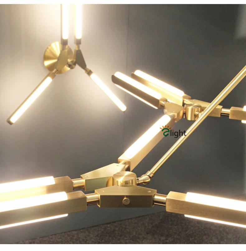 Lampadario USD Illuminazione Pris 6
