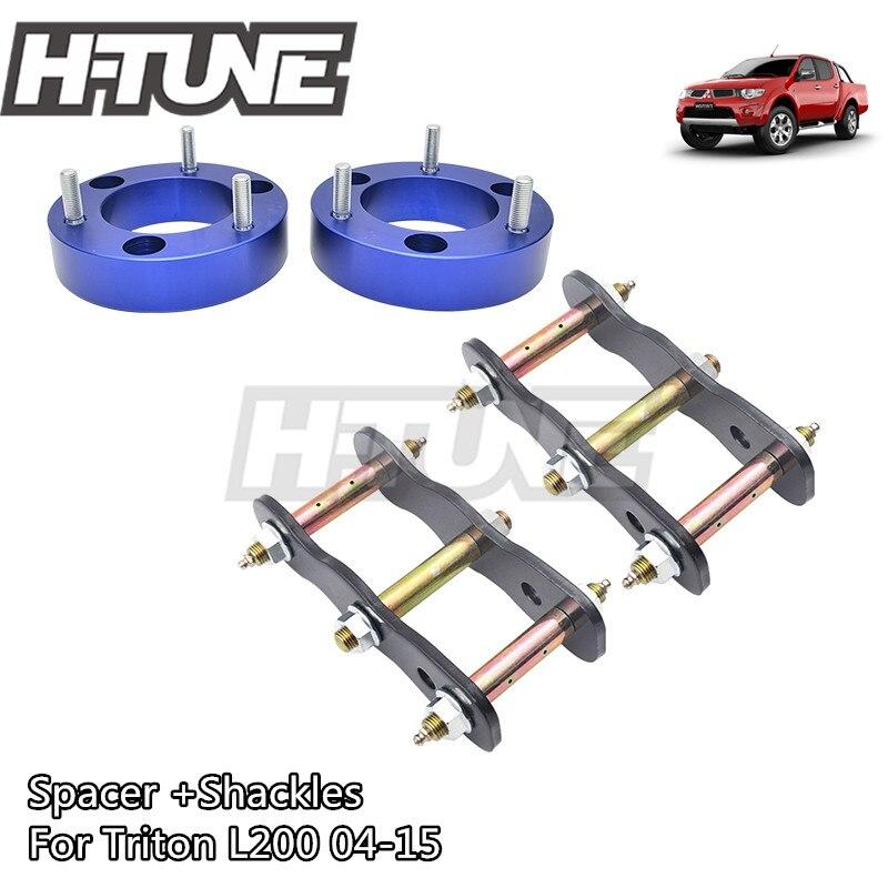 H-TUNE 4x4 Accessori 32 millimetri Elicoidale Anteriore Distanziale e Posteriore Estesa 2