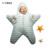 Pequeñas Estrellas de Mar Del Bebé Saco de dormir Swaddle Blanket Wrap Cubierto Para Los Niños Recién Nacidos Sobres Para Los Recién Nacidos
