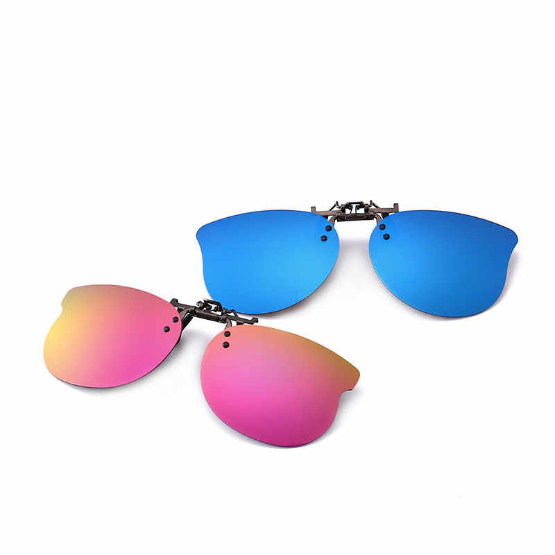 86a23a632da66 ... KUJUNY Youth Children s Polarized Sunglasses Myopic Clips Boys Girls  Sun Glasses Kids Polarizing Eyewear Child Cute ...