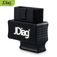 JDiag OBD2 Code Reader OBD Scanne FasLink M2 Phone Bluetooth 4.0 Diagnostic Tool OBDLINK for iPhone Android