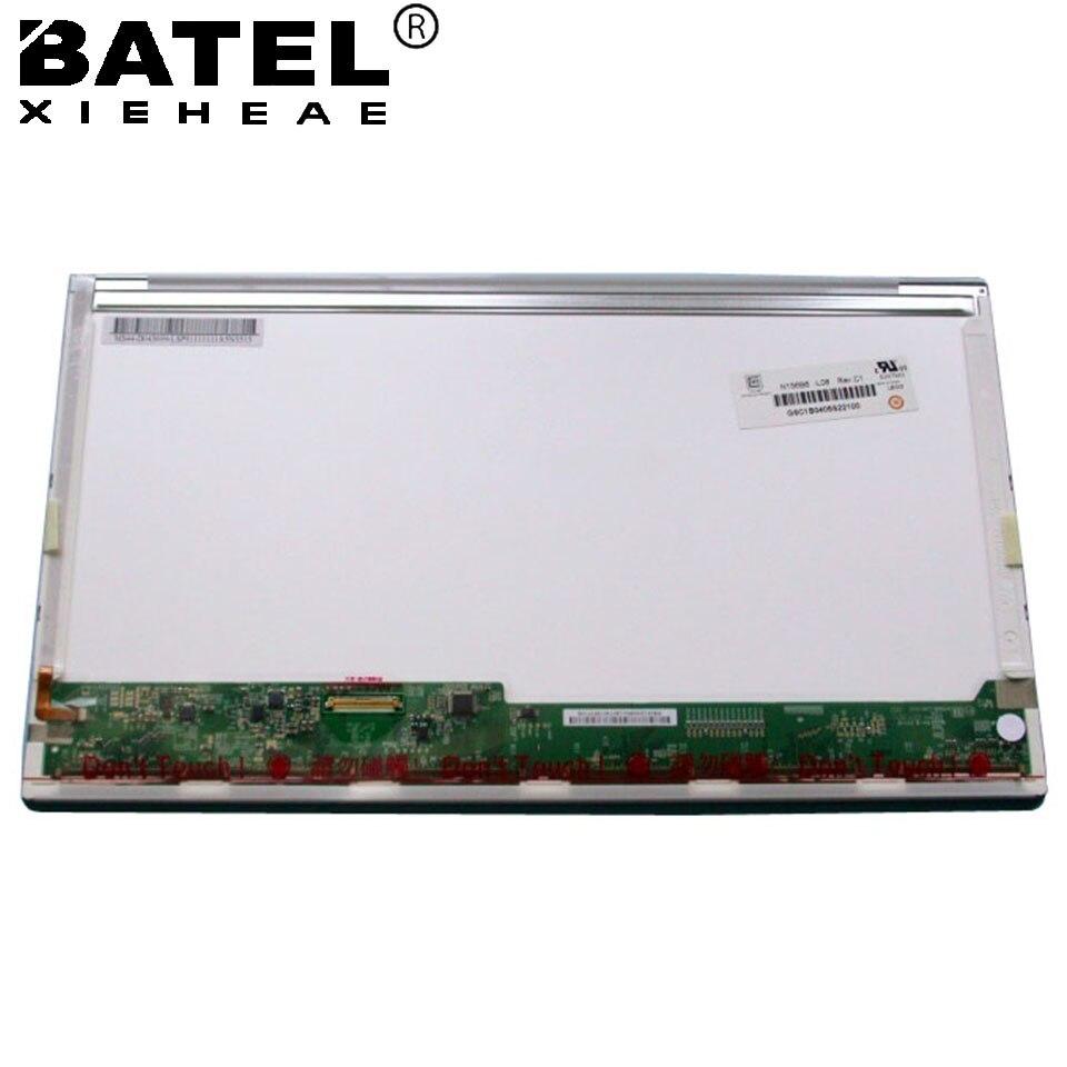 BT156GW01 VA V.A Glare 1366*768 15.6 HD 40Pin Bottom Left Replacement glare 30