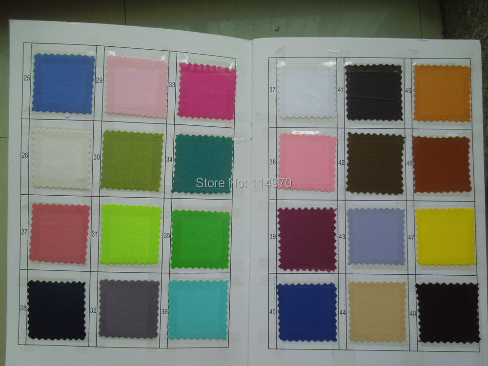 color chart 2