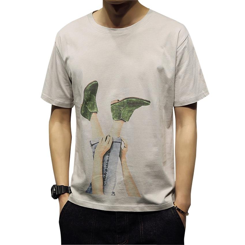 New Fashion Men 39 S T Shirt Casual Short Sleeve Summer T