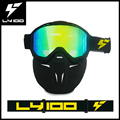 Men Women Ski Snowboard Eyewear Goggles Outdoor Sports Glasses Mask Sunglasses Motocross Helmet Mask Ski Goggles