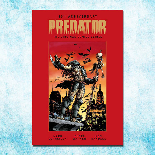 The Predator Hot Movie Art Silk Poster 13x20 24x36 inch