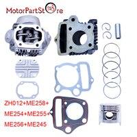 New Cylinder Engine Motor Rebulid Kit For HONDA Z50 Z50R XR50 CRF50 50CC Dirt Bike