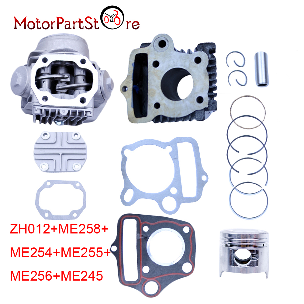 New Cylinder Engine Motor Rebulid Kit For Honda Z50 Z50r Xr50 Crf50 2006 50cc Dirt Bike In Engines From Automobiles Motorcycles On Alibaba