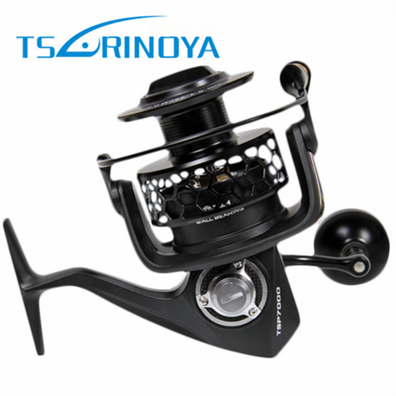 Tsurinoya Aluminum Alloy 7+1BB 4.9:1 500g Large Capacity Unloading Force 20kg Spinning Distant Wheel Pesca Carp Fishing Reel a c010 fingerprint time attendance time recorder attendance system business staff biometric time attendance