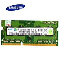SAMSUNG DDR3 DDR3L 2G 4G 8G Laptop Memory RAM 1600 Memoria DRAM Stick For Notebook 100
