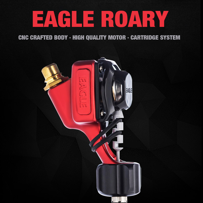 Eagle Tattoo Rotary Machine for Cartridges Tattoo Supply