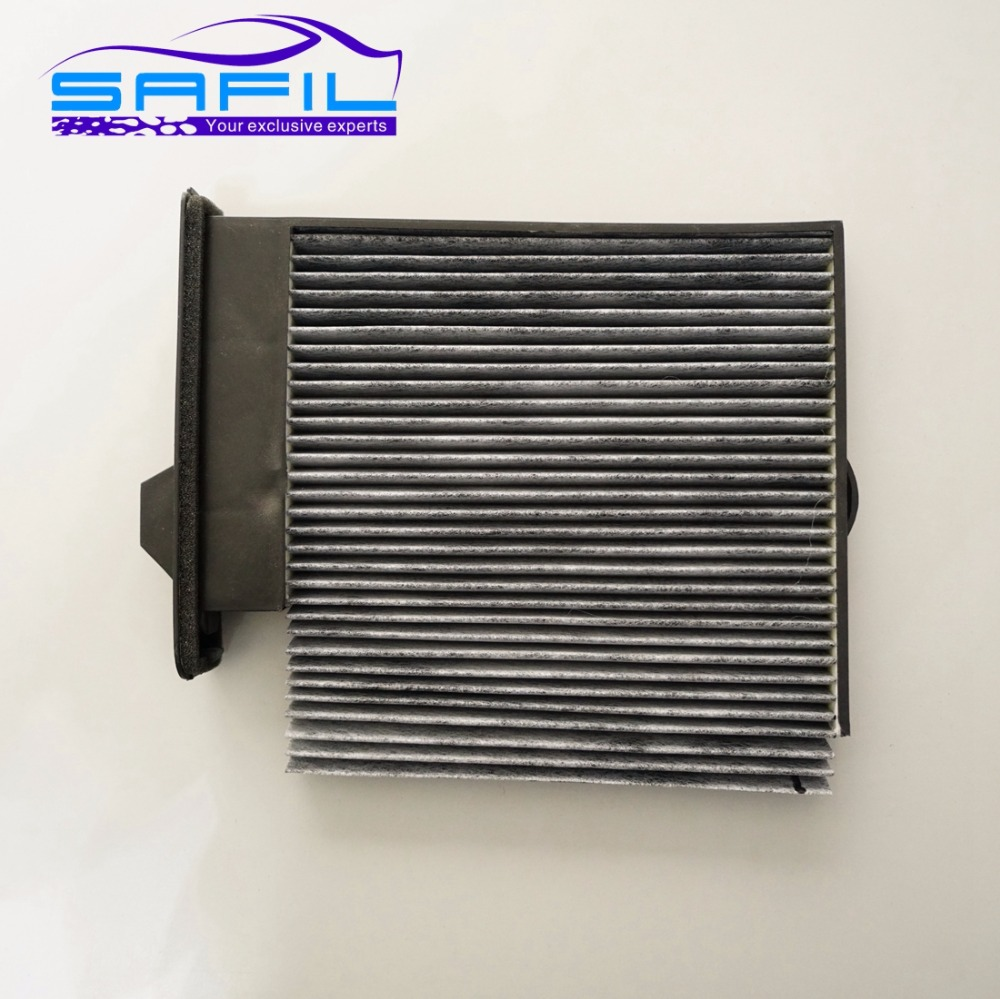 Cabin carbon Filter for Nissan / Tiida / Sylphy / GENISS / LIVINA / NV200 OEM:27891-ED50A-A129 #ST79 nv200 headlight 2009 2015 lhd rhd free ship nv200 fog light 2ps set 2pcs aozoom ballast sylphy nv200