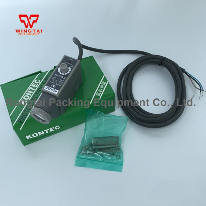 Taiwan KONTEC KS-C2W Mark Sensor/Color Marking Photo Electric Eye Sensor цены