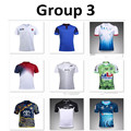 new zealand rugby jersey maillot rugby Mens ireland france scotland rugby jersey group 03  Size:S-2XL