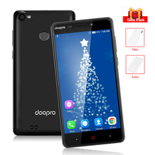 Original Doopro P1 Pro 5,0 Zoll 4G Smartphone Android 7.1 Qualcomm MSM8909 Quad Core 2 GB + 16 GB Handy 4200 mAh Fingerprint