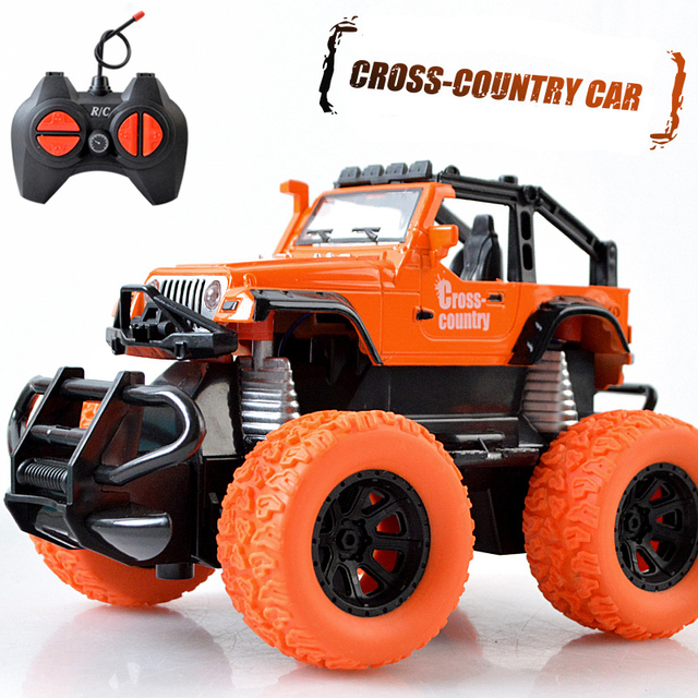 RC Car 1/18 4WD Remote Control High Speed Vehicle 2.4Ghz Electric RC Toys Monster Truck Buggy Off-Road Toys Kids Suprise Gifts