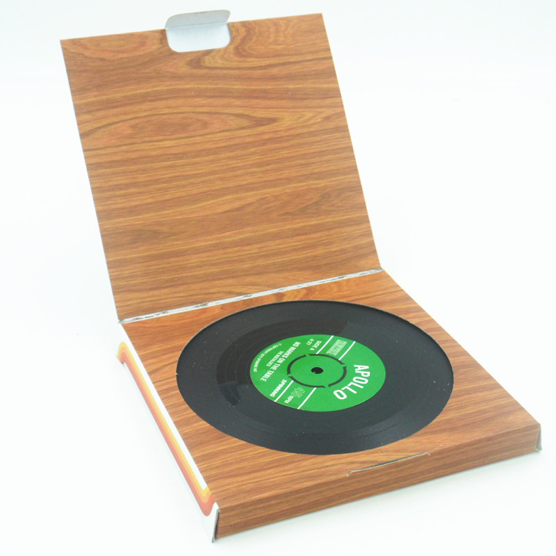 Vinyl coaster Coffee Anti skid Insulation in Mats Pads from Home Garden
