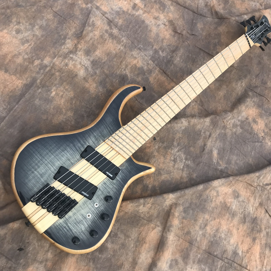 buy new brand of bass electric guitar good bass good sound quality free. Black Bedroom Furniture Sets. Home Design Ideas