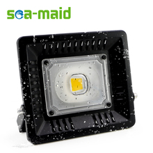LED Flood Light IP65 100% 30W 50W 100W 220V 230V 240V LED FloodLight Spotlight Fit For Outdoor Wall Lamp Garden Projectors