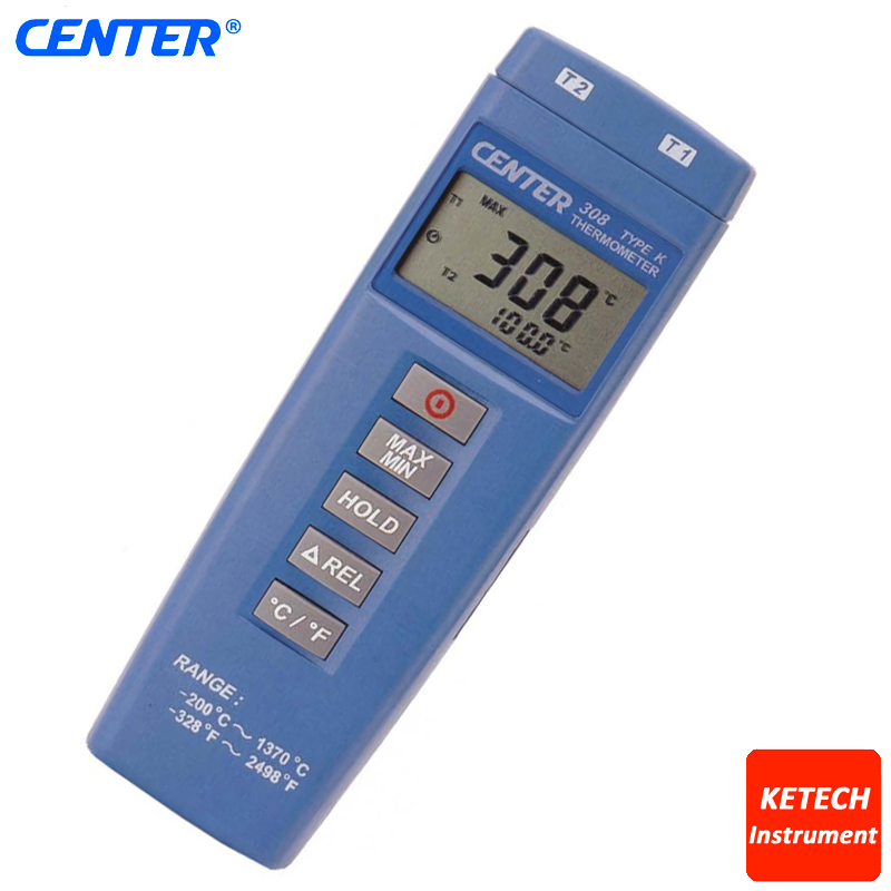 Economical Thermometer ,Digital Thermometer, Compact Thermometer CENTER308 thermometer