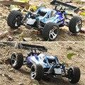 Nova 4WD 2.4G Alta Velocidade Radio Remote Control RC Carro RTR Off Road Corrida de Brinquedo de Presente Venda Hotting Moda