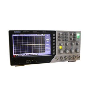 Image 2 - Hantek DSO4254C 4CH 1GS/s örnekleme hızı 250 MHz bant genişliği Dijital Depolama Osiloskop Taşınabilir Entegre USB Ana Bilgisayar/Cihaz