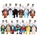Штаны унисекс  волшебные  забавные  для езды на спине  для взрослых и детей  28 стилей  165-185 см  2018