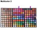 Full 252/180 Colors Eye Shadow Makeup Cosmetic Shimmer Matte Eyeshadow Palette SMT208