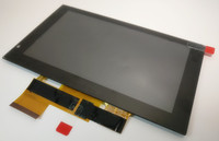 Heyman 5.0 inch ZD050NA 05E LCD with Touchscreen GPS Navigati LCD display screen Digitizer Glass Panel Front