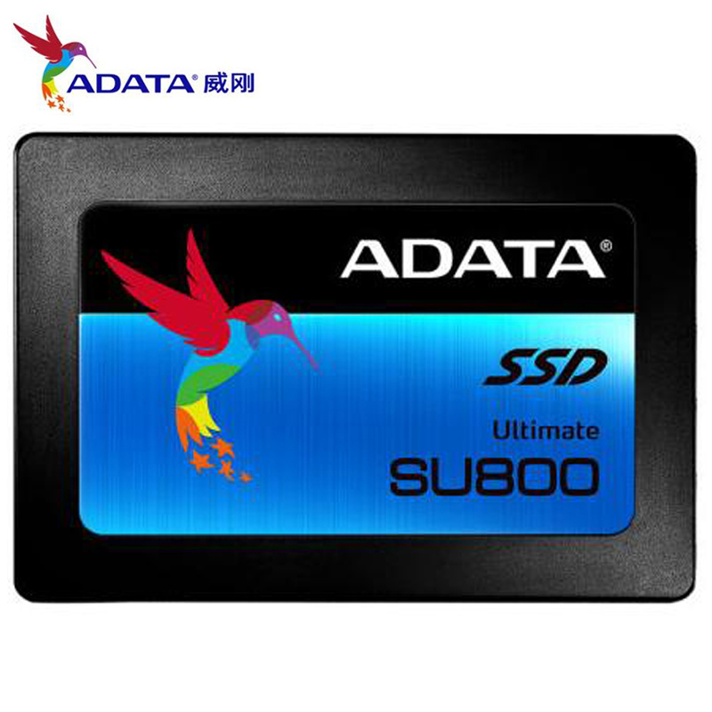 Original ADATA Hard Disk SU800 3D NANO SSD 256GB 128GB 2.5 Solid State Drive Solid HD SATA3 HDD Disk For Laptop Desktop Computer кулер aqua work 720t
