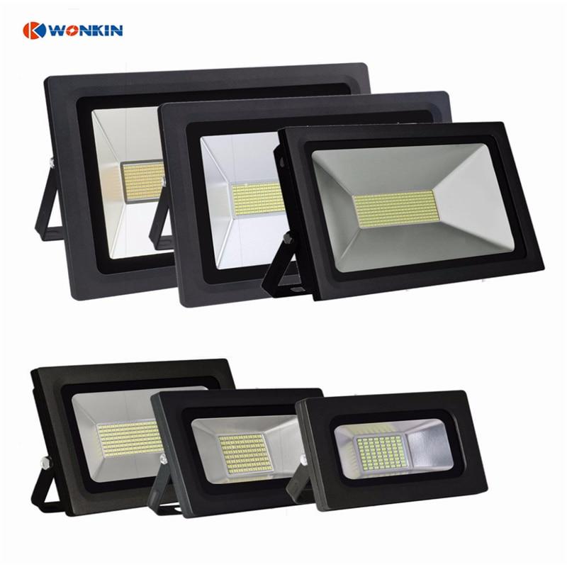 LED floodlight 15W 30W 60W led Spotlight AC85-265V Reflektor Vandtæt Udendørs Have Street