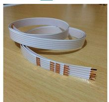 5pcs airbag FFC Cable 5 pin,9.0mm width.long 55cm airbag flat ribbon cable