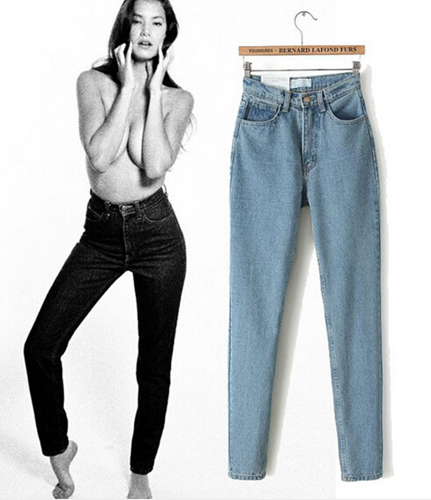 Popular American Apparel High Waisted Jeans Aa-Buy Cheap American ...