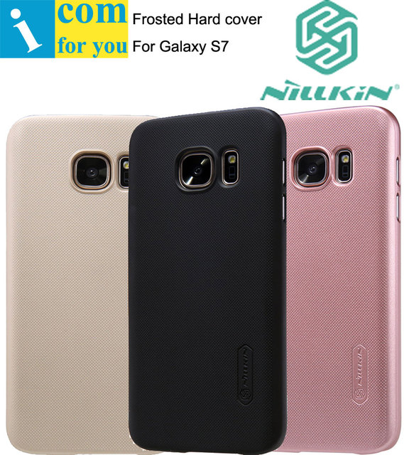 the latest b541f 99664 US $7.5 |Nillkin Super Frosted Shield Cover Case For Samsung Galaxy S8 S7  edge S6 Plus with 1pcs Gift on Aliexpress.com | Alibaba Group