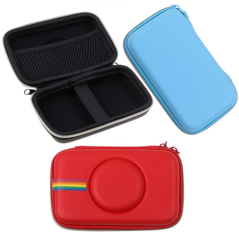 2019 New Colorful High Quality PU Leather Bag Camera Retro Protective Case Cover For Polaroid Snap Touch Model Cameras2019 New Colorful High Quality PU Leather Bag Camera Retro Protective Case Cover For Polaroid Snap Touch Model Cameras