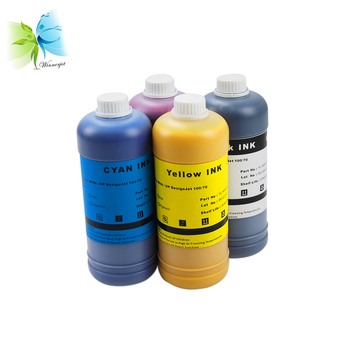 Winnerjet Refilled dye ink For HP301 302 Replacement  Deskjet Printer 1000ml ink with 4 colors