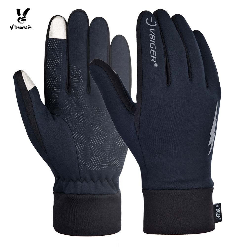 Sport In Gloves: VBIGER Winter Gloves Professional Touch Screen Thicken