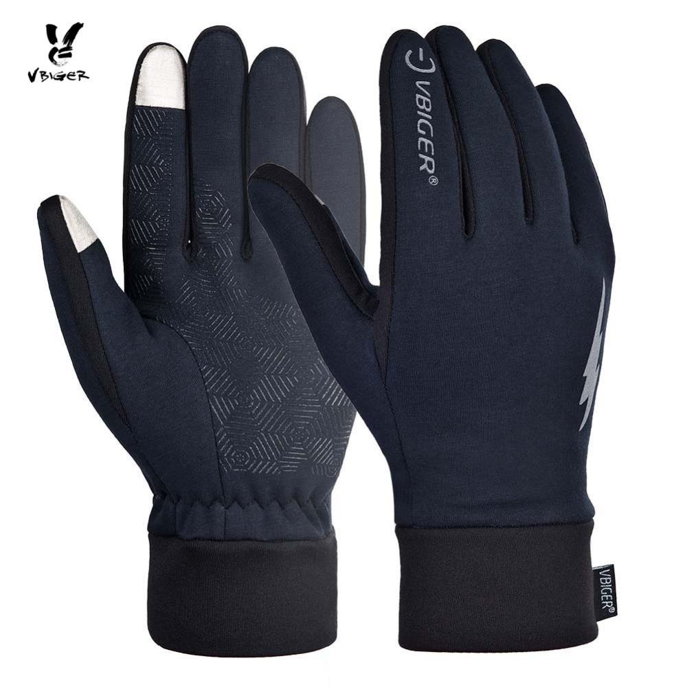 Sport Gloves Opskins: VBIGER Winter Gloves Professional Touch Screen Thicken