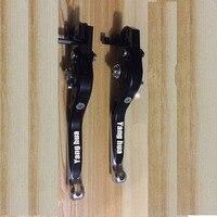 Motorcycle Folding Extendable Brake Clutch Levers For HONDA CB 599 CB 600 98 06 CBR 600
